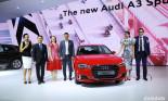 Audi A3 Sportback mới giá 1,55 tỷ đồng ra mắt khách hàng Việt Nam