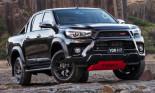 Toyota Hilux sẽ hầm hố hơn để đọ Ford Ranger Raptor