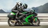 """Kawasaki """"đốn tim"""" dân phượt với mẫu Touring Ninja H2 SX"""
