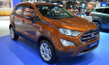Ford EcoSport 2018 thay đổi mạnh  mẽ ở đầu xe và nội thất