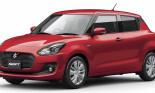Suzuki Swift thế hệ mới ra mắt vào đầu năm sau