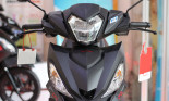 Honda giới thiệu Winner 150 màu đen mờ giá 46 triệu đồng tại Việt Nam