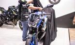 Vén màn Kawasaki Z300 ABS 2018, bổ sung hai màu mới giá từ 129 triệu đồng
