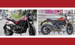 So sánh thông số Benelli Leoncino và Ducati Sixty2