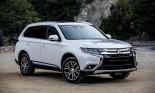 Đã có Mitsubishi Outlander lắp ráp trong nước, giá từ 808 triệu đồng