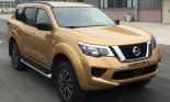 Nội thất của Nissan Terra 2018 không khác nhiều với Navara