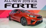 Kia Cerato 2019 vừa ra mắt tại Detroit 2018 có gì mới?
