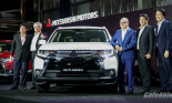 Mitsubishi Outlander CKD 2018 chính thức ra mắt thị trường