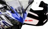 Lộ ảnh đầu đèn mới, Honda Vario hay Yamaha R25?