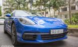 Trải nghiệm Porsche Panamera 4S 2017 – chiếc xe bằng vài căn nhà