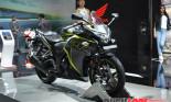Honda CBR250R 2018 ra mắt màu mới,  đèn pha LED