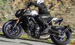 Yamaha MT-09 2018 bổ sung bản SP, phuộc Ohlins, tem mới, giá 260 triệu đồng