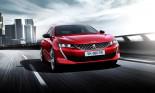 Peugeot 508 sắp trình làng với nhiều thay đổi