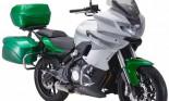 Xuất hiện Benelli 302 bản Touring, cạnh tranh Kawasaki Versys X300
