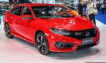 Honda Civic Hatchback Red ra mắt tại Bangkok Motor Show 2018