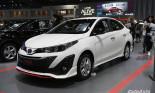 Toyota Yaris TRD có gì để thay thế Vios \'thần thánh\'?