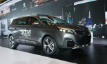 Hơn 1500 đơn đặt mua Peugeot 3008 và 5008 trong quý I/2018