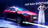 Hyundai ra mắt Accent lắp ráp giá từ 425 triệu đồng, quyết đấu Toyota Vios