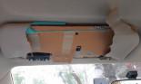 Tấm chắn nắng Vios bằng carton: Toyota VN nói \'đúng tiêu chuẩn\'