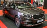 Kia Sedona phiên bản cao cấp giá 1,1 tỷ đồng tại Malaysia có gì?