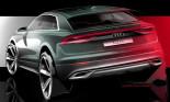 Audi Q8 2019 sẽ được giới thiệu như một bộ phim nhiều tập