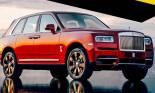 SUV siêu sang Rolls-Royce Cullinan rò rỉ hình ảnh trước khi ra mắt