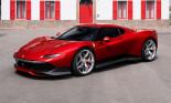 Siêu xe Ferrari SP38 duy nhất trên thế giới sắp trình làng