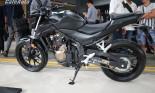 Soi chi tiết Honda CB500F chính hãng giá 172 triệu đồng về Việt Nam