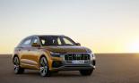 Audi Q8 2019 chính thức lộ diện trước khi ra mắt