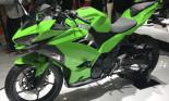 Soi chi tiết Kawasaki Ninja 250 2018 có giá 133 triệu đồng tại Việt Nam