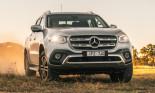 Mercedes-Benz X-Class có thể được trang bị động cơ V8 mạnh mẽ hơn