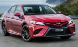 Toyota Camry 2019 chạy thử nghiệm tại Thái lan, chuẩn bị ra mắt Đông Nam Á