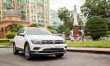 Bắt gặp Volkswagen Tiguan Allspace giá gần 1.7 tỷ đồng lăn bánh tại Sài Gòn