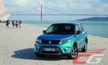 Suzuki Vitara Series II bổ sung thêm tính năng mới