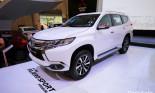 Cạnh tranh Toyota Fortuner, Mitshubishi Pajero Sport thế hệ mới giảm gần 200 triệu đồng
