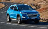 Hyundai Tucson 2019 phiên bản facelift ra mắt, giá bán 647 triệu đồng