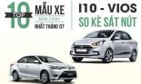 Top 10 xe bán chạy nhất tháng 7/2018: Cuộc so kè sát nút Hyundai Grand i10 - Toyota Vios