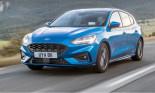 Ford Focus ST 2019 hé lộ động cơ tăng áp 2.3 lít