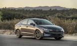 Hyundai Elantra 2019 bổ sung nhiều công nghệ mới