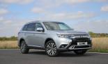 Mitsubishi Outlander trang bị thêm động cơ mới