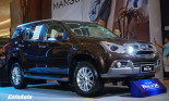 Isuzu Mu-X 2018 chính thức ra mắt, giá từ 820 triệu đồng