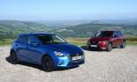 Mazda ra mắt phiên bản đặc biệt Black+ Edition dành cho bộ đôi Mazda2 và CX-3
