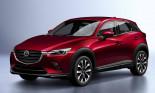 Rò rỉ thông tin bất ngờ về Mazda CX-3 thế hệ mới