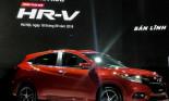 Honda HR-V 2018 giá từ 786 triệu đồng trình làng, đối thủ mới của Ford EcoSport