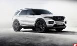 Hé lộ thông tin mới nhất về Ford Explorer 2020