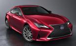 Lexus trình làng coupe thể thao RC phiên bản mới