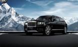 "\""Soi\"" siêu SUV Rolls-Royce Cullinan limousine bọc thép trị giá 2 triệu USD"