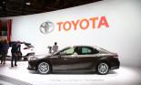 Toyota Camry trở lại thị trường Châu Âu bằng phiên bản Hybrid