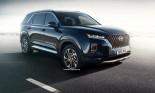 Hé lộ hình ảnh Hyundai Palisade được phát triển trên nền tảng mới