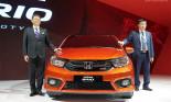 Honda Brio 2019 chốt lịch về thị trường Việt – cạnh tranh trực tiếp Toyota Wigo